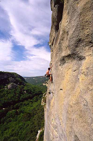 "Volker in ""Les diamants sont eternels"" (7a), Foto: UR, Upload: UR"
